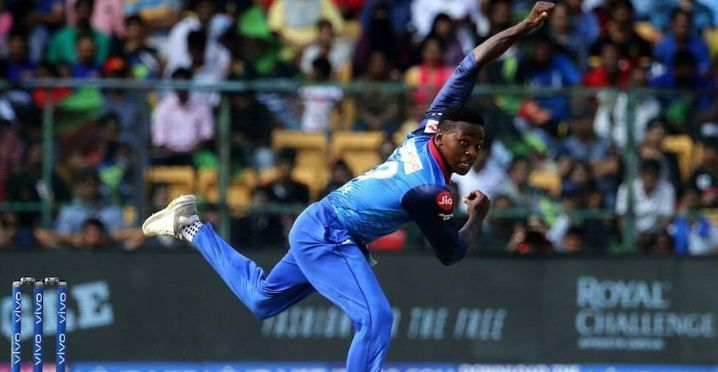 Kagiso Rabada has the best bowling average by any Delhi Capitals bowler.