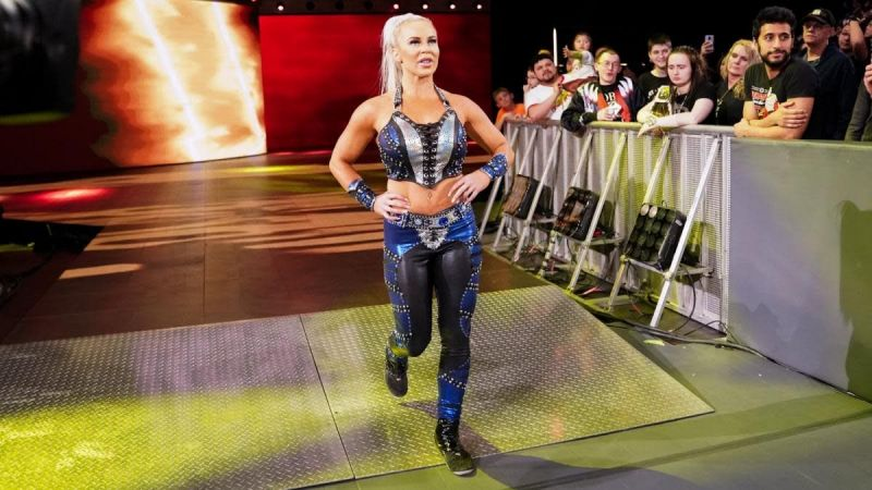 She could impress further in this match.