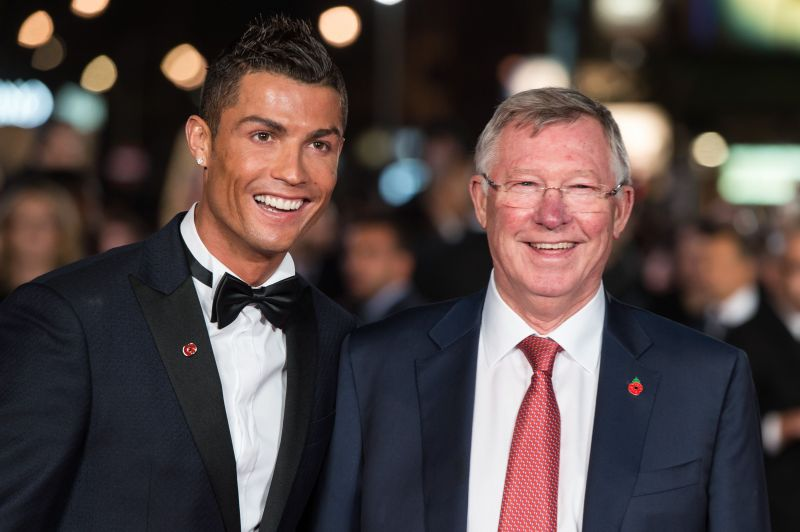 Cristiano Ronaldo became a global superstar under Sir Alex Ferguson at Manchester United.