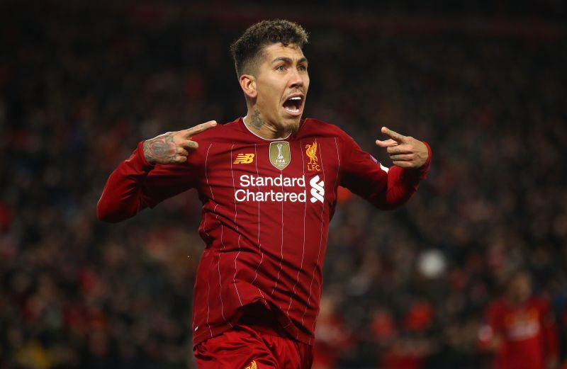 Roberto Firmino has become a key player at Liverpool since joining them in 2015