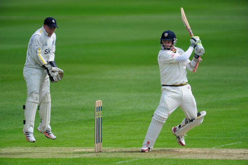 Benkenstein tasted success for Durham in county cricket