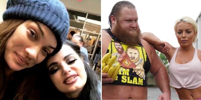 There have been some interesting friendships formed in WWE over the years