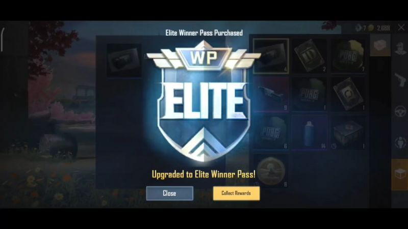 PUBG Mobile Lite Season 12 Winner Pass
