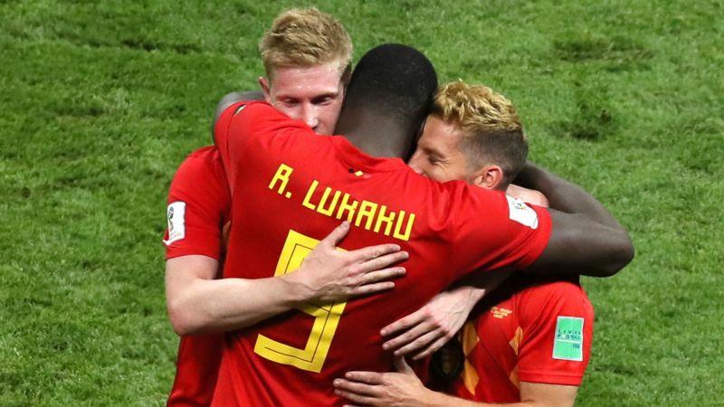 Belgium - Cropped