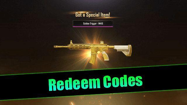 Other Redeem Codes