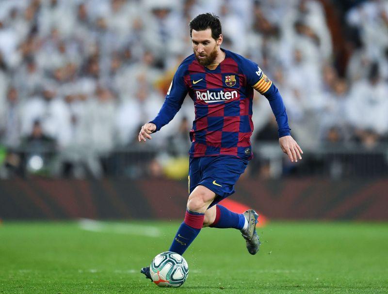 La Liga superstar Lionel Messi