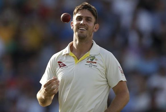 Mitchell Marsh has failed to nail down a place in the Aussies