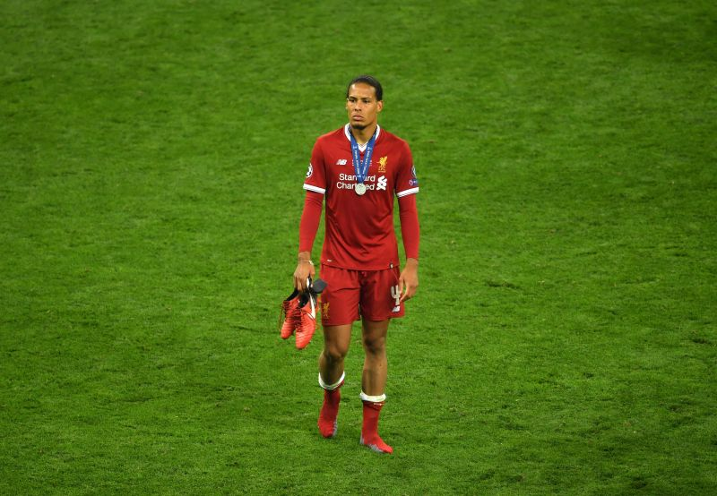 The Dutchman has pivotal to Liverpool