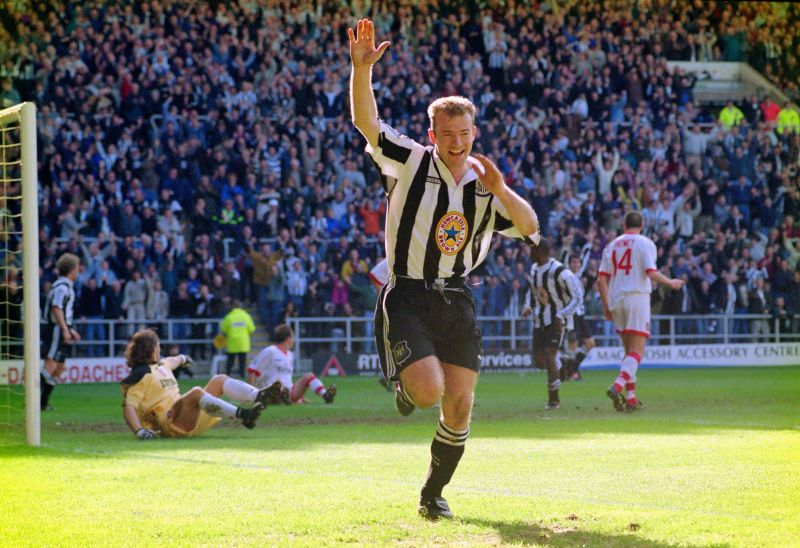 Alan Shearer was deadly at his best