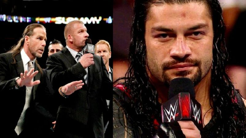 Two instances where fans took over Roman Reigns