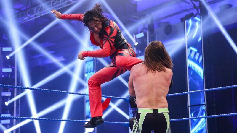 WWE स्मैकडाउन