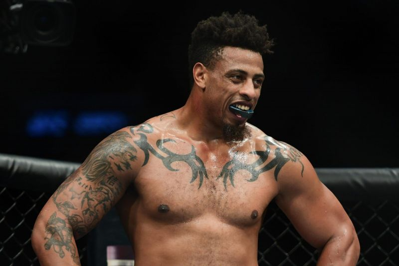 Greg Hardy picked up another win at UFC 249