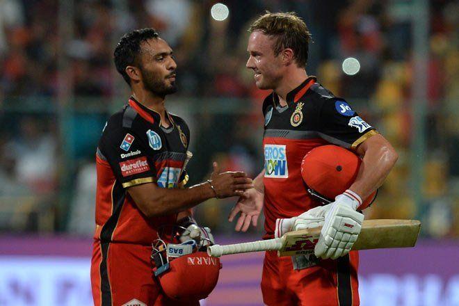 Mandeep Singh credits AB de Villiers for helping him through a lean patch