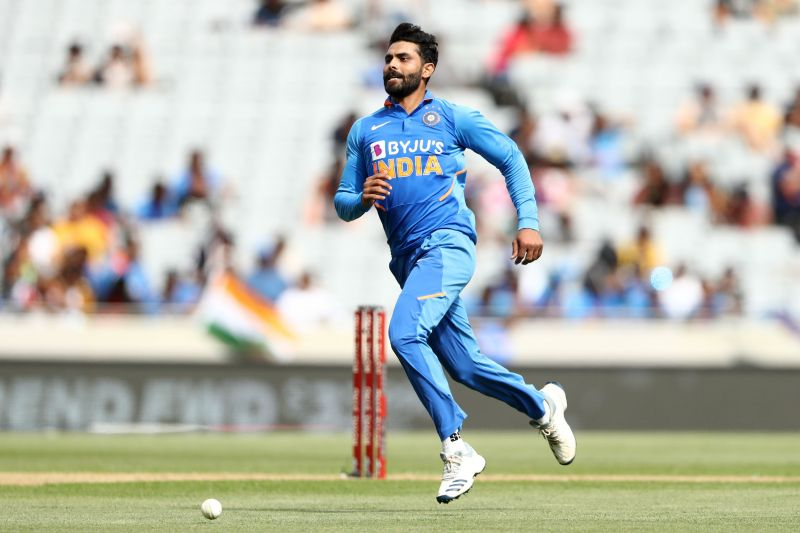 Ravindra Jadeja has won matches for India in the field