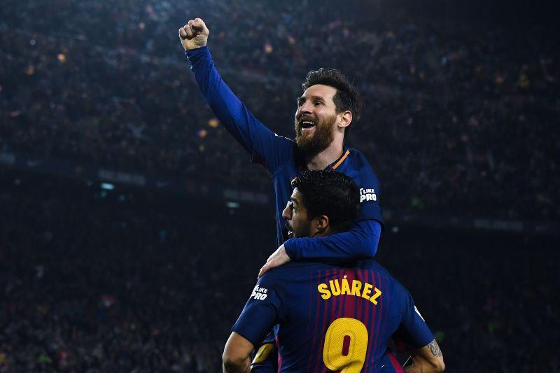 Luis Suarez is Lionel Messi
