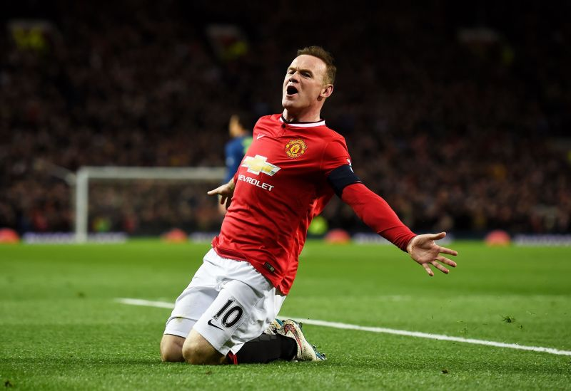 Wayne Rooney is Manchester United