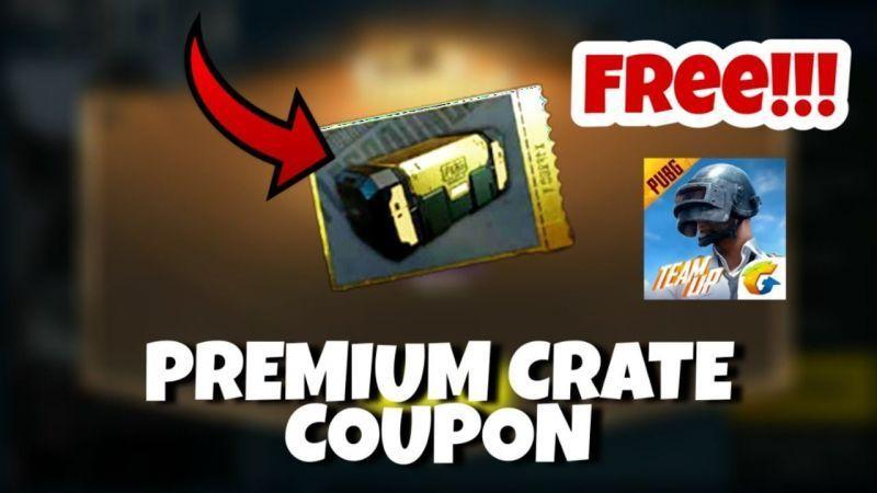 Free premium crates