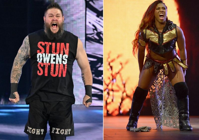 There are a number of WWE stars currently out injured