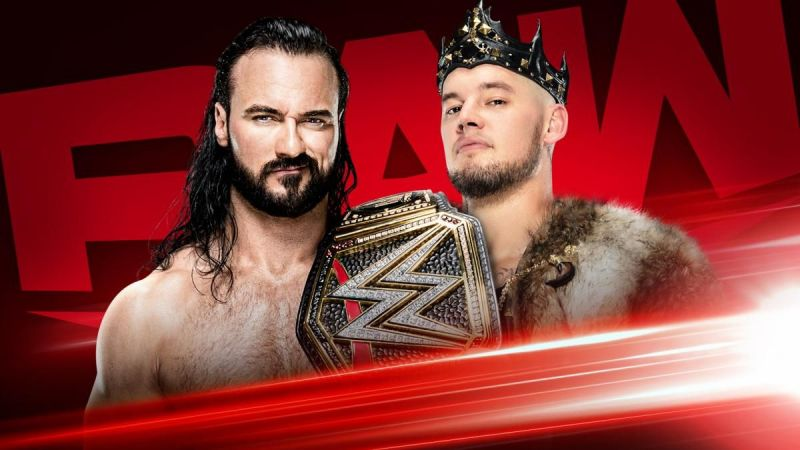 Drew McIntyre and King Corbin will clash in what should be a fantastic match