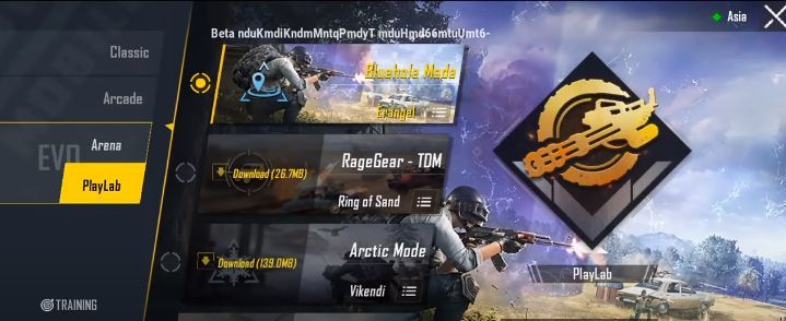 Top 5 Features Of Bluehole Mode