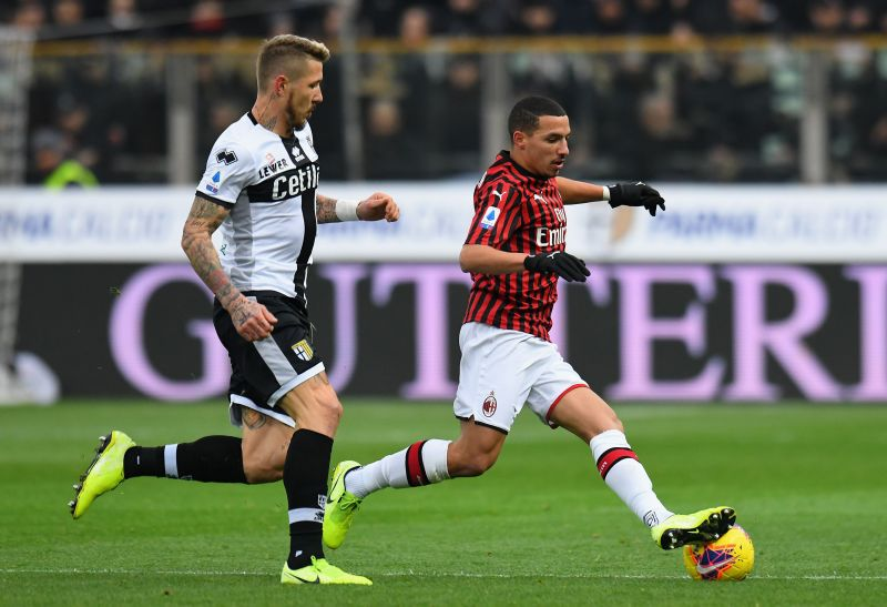 Bennacer currently plies his trade with AC Milan