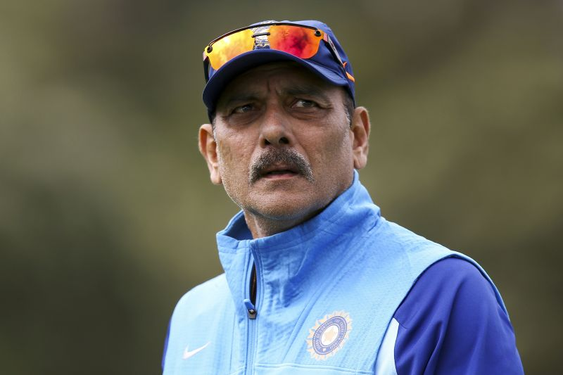Ravi Shastri was part of one of the greatest Indian cricket teams ever