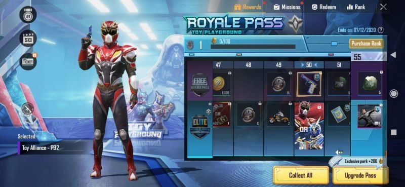 PUBG Mobile Season 13 was rolled out recently