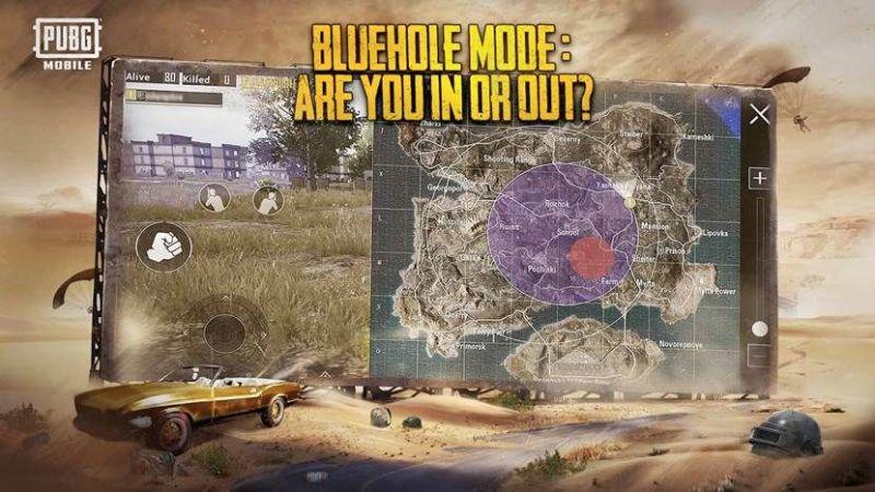 Bluehole Mode