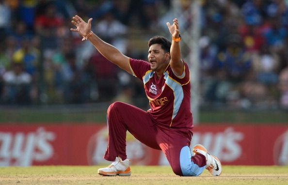 Ravi Rampaul has dismissed Virat Kohli on six occasions in ODIs