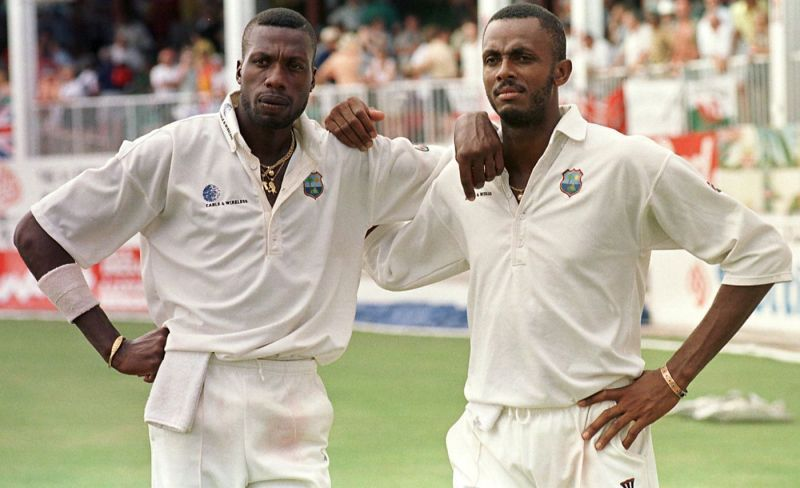 Between 1988 to 2000, the Curtly Ambrose-Courtney Walsh rivalry created havoc.