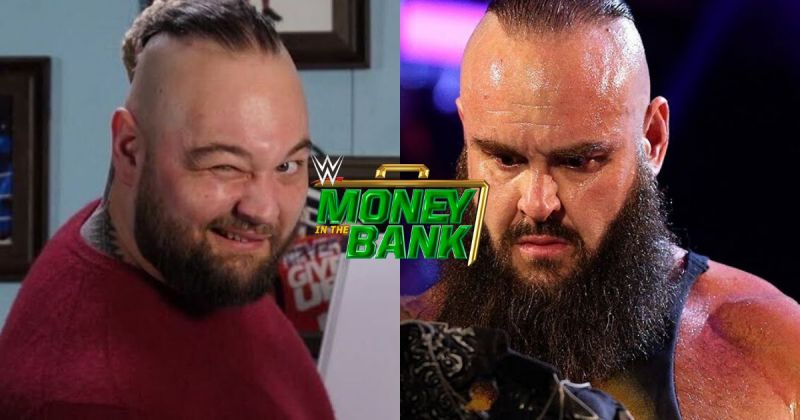 Bray Wyatt and Braun Strowman.