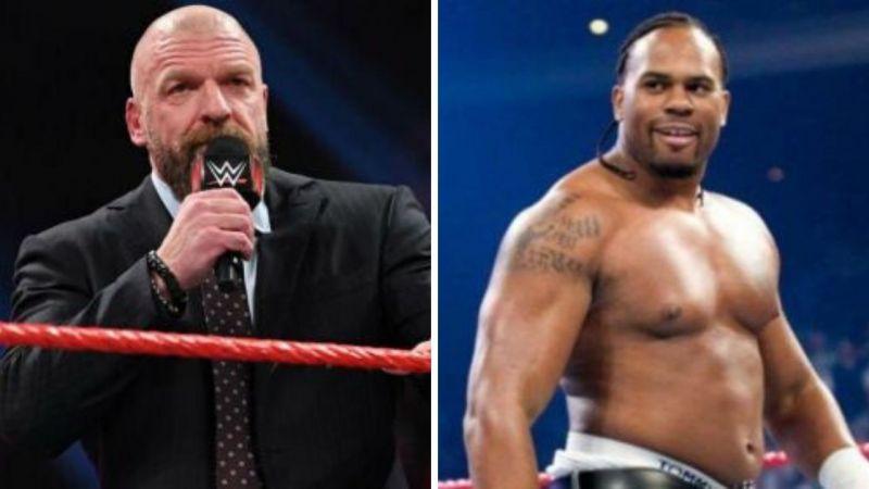 Triple H praised Shad Gaspard