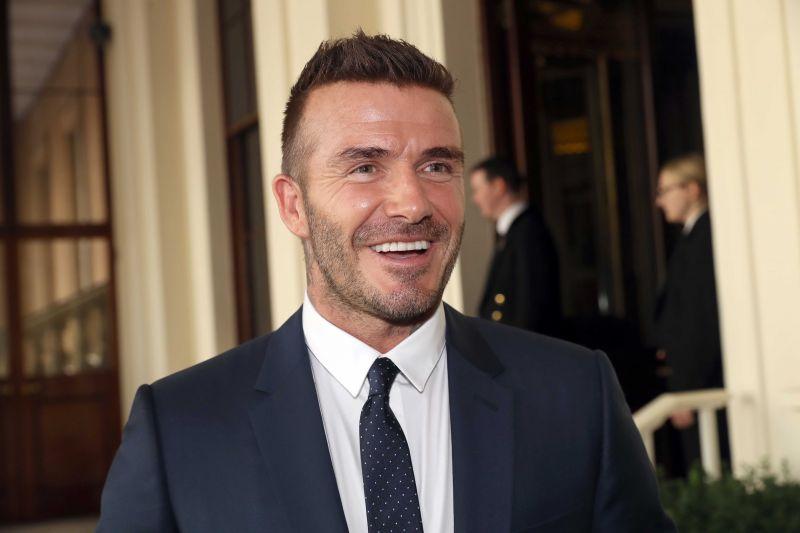 Beckham is one the Premier League