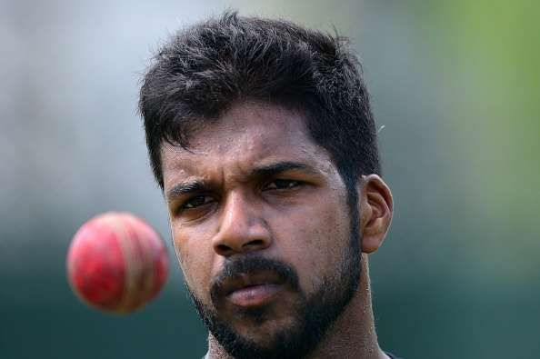Varun Aaron received a mauling at the hands of the Chennai Super Kings