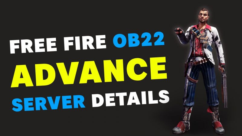 Free Fire OB22 Advance Server