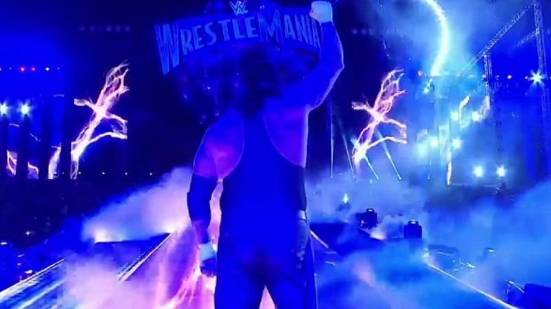 Who will be The Undertaker