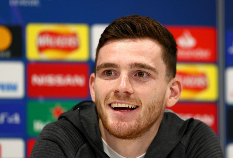 Robertson also captains his national team.