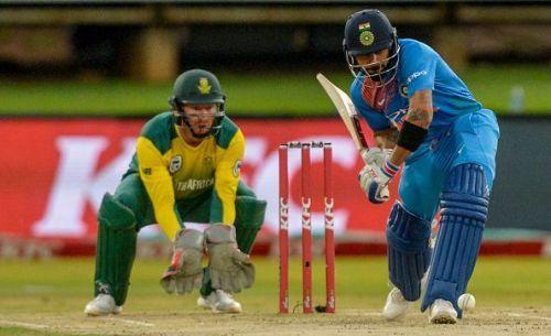 भारत - दक्षिण अफ्रीका