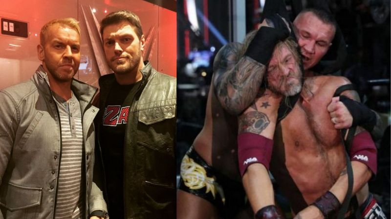 Edge is a close friend of Edge and fans expected him to be a part of his rivalry against Edge