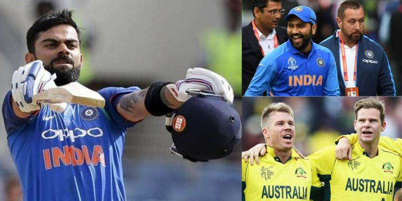 David Warner claims he and Rohit Sharma played important roles in making Virat Kohli and Steven Smith greats of the game
