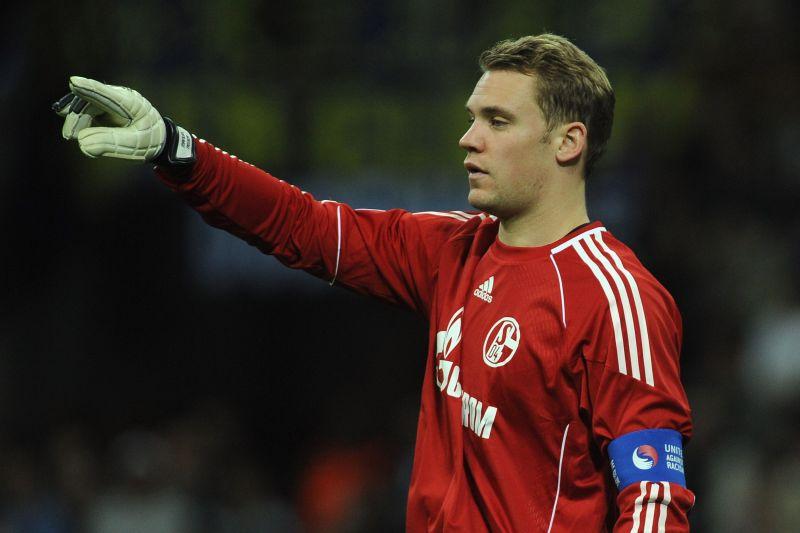 Inter Milan v Schalke 04 - UEFA Champions League Quarter Final