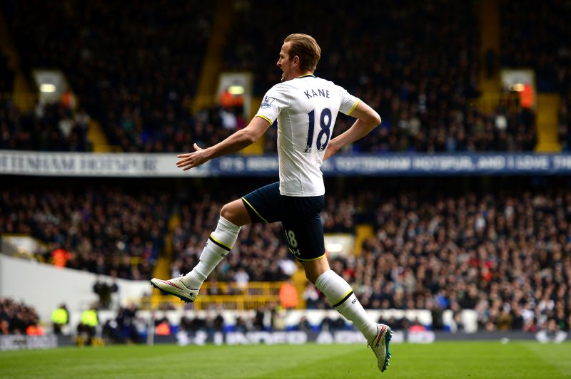 Kane loves scoring against Leicester City.