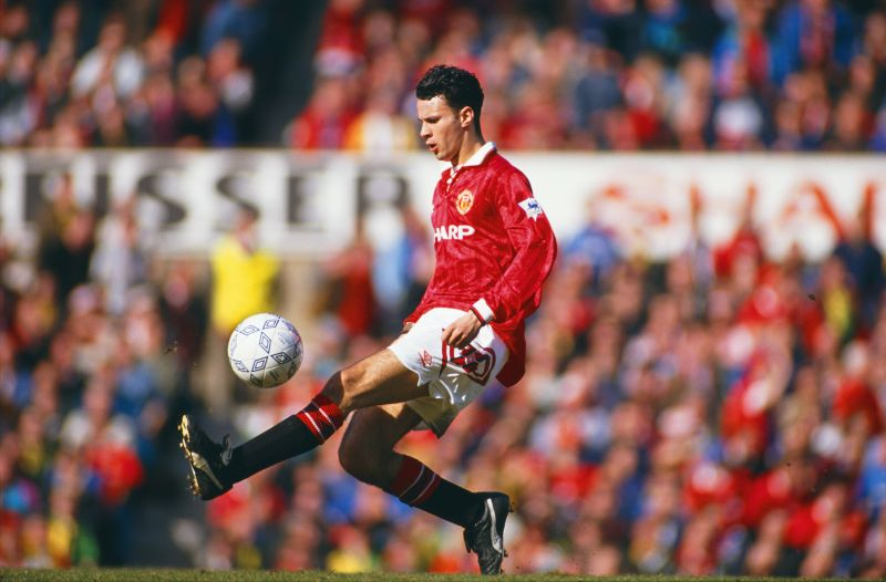 Ryan Giggs is one of the most decorated footballers of all time