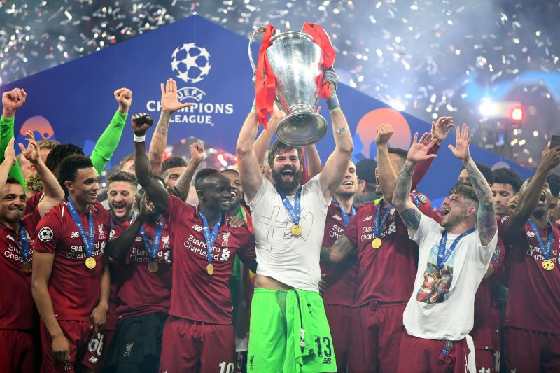 Alisson Becker played a pivotal role in Liverpool