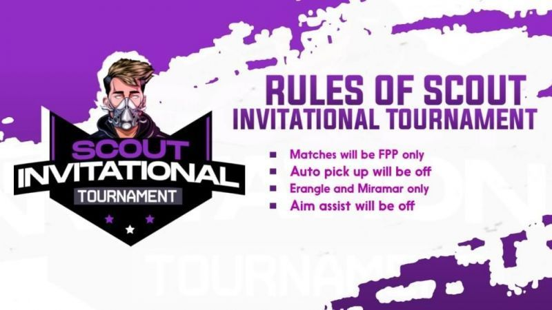 Rules of the Tournament (Source: Scout