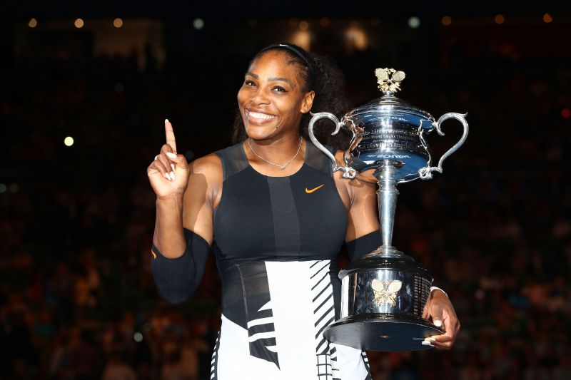 In a statement that might surprise tennis fans, Serena Williams said that she hasn