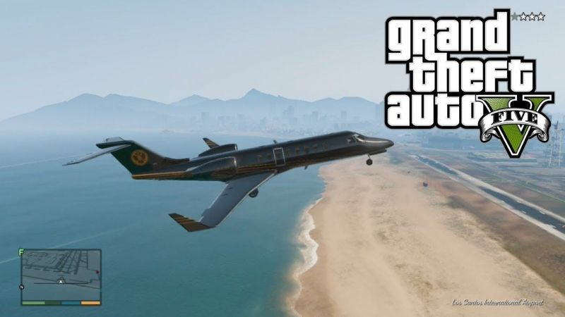 Planes in GTA 5