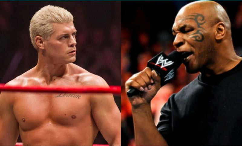 Is Cody Rhodes looking to bring Mike Tyson over to AEW?
