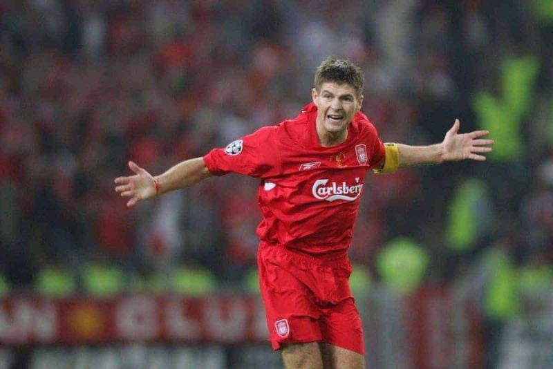Steven Gerrard is one of the greatest midfielders in PL history