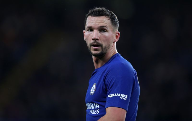 Danny Drinkwater joined Chelsea in 2017 from Leicester City